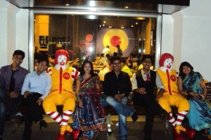 Growth of McDonalds in India