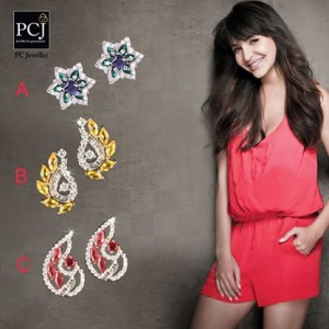 Comparison of PC Jewellers - Gitanjali - TBZ