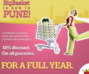 Big Bsket - Online Grockery Shopping in India