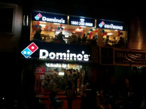 Dominos India Growth